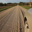 Gravel road — Stock Photo #12903531