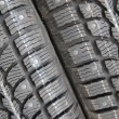Stock Photo: Winter tires