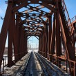 Railway Bridge - Stock Photo