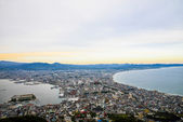 Beautiful scene in Hakodate Japan2 — Стоковое фото