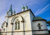 The Russian Orthodox church1 — Stock Photo