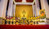 Funeral rites of Buddhist supreme priests2 — Stock Photo