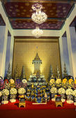 Funeral rites of Buddhist supreme priests1 — Stock Photo