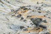 Jigokudani inferno montanha em noboribetsu japan13 — Fotografia Stock