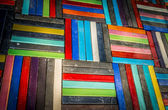 Colorful block floor pattern3 — Stock Photo