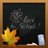 Okula dönüş — Stok Vektör
