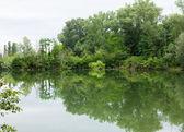 A fabulous lake — Stock Photo