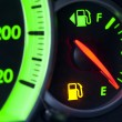 Running out of gas — Stock Photo #12289764