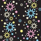 Gwiazdy tło — Wektor stockowy