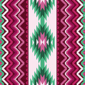 Ethnic textile seamless pattern — Stock Vector