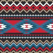 Folk dekorativa mönster — Stockvektor