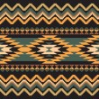 Ethnic pattern - Stockvektor