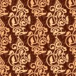 Arabian ornamental pattern — Image vectorielle