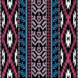 Stock Photo: Ethnic textile pattern