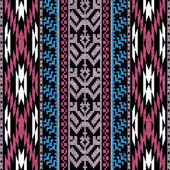 Ethnic textile pattern — Stock Photo