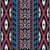 Ethnic textile pattern — Stock Photo