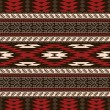 Ethnic pattern - Imagen vectorial