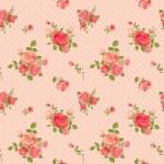 patrón de color de rosa — Vector de stock