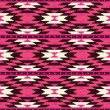 Ethnic geometric pattern - Image vectorielle