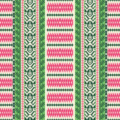 Textile pattern — Stock Vector