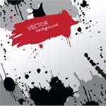 Spray paint grunge background — Stock Vector #23202176