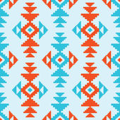 American indian pattern — Stock Vector