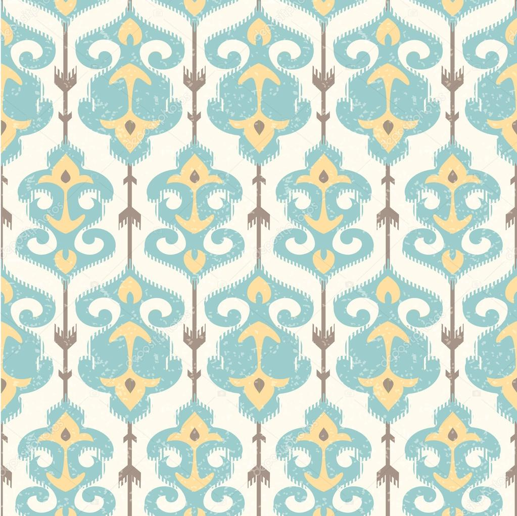 Ikat Pattern De Desktop Wallpaper