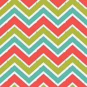 Colorful chevron pattern — Stock Vector