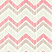 Seamless chevron pattern in light pastel colors — Stock Vector