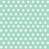 Polka dot seamless pattern — Stock Vector