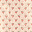 Seamless vintage rose pattern — Stock Vector #49164311