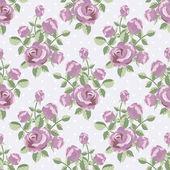 Rose wallpaper — Stock Vector