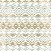 Geometric ornamental seamless pattern — Stock Vector