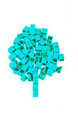 A toy tree shaped — Stock Photo