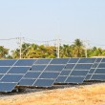 Solar panel — Stock Photo #28626215