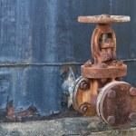 Control valve — Stock Photo #30982607