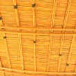 Bamboo wall — Foto de Stock