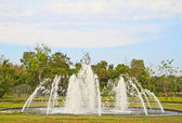 Fountains — Stockfoto