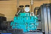 электрический генератор — Стоковое фото