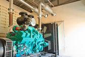 Elektrische generator — Stockfoto