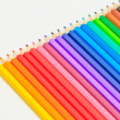 Coloured pencil — Stock fotografie #38227337