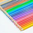 Coloured pencil — Stockfoto #38227377