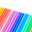 图库照片: Coloured pencil