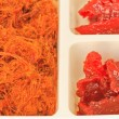 Foto Stock: Dried shredded pork