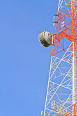 Telecommunication tower — Foto de Stock