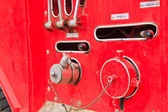 fire engine — Stock Photo