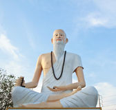 Ascetic statue at the temple, Thailand. — Stock Photo