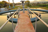 wastewater treatment    — Stock Photo