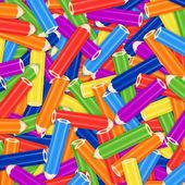 鉛筆杭。背景やカード カバーベクトル イラスト — ストックベクタ