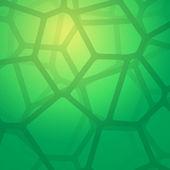 Fondo abstracto con las células. vector — Vector de stock